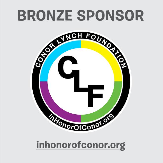 Bronze Sponsor - Conor Lynch Foundation