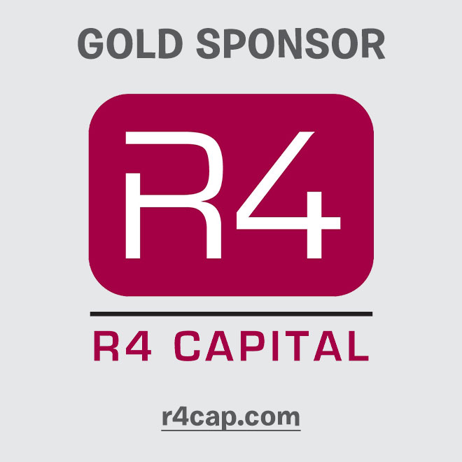 Gold Sponsor - R4 Capital