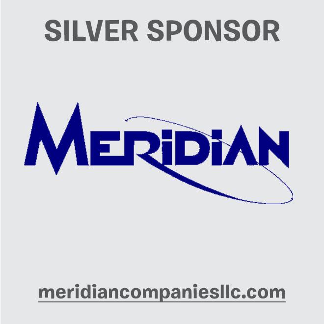 Silver Sponsor - Meridian