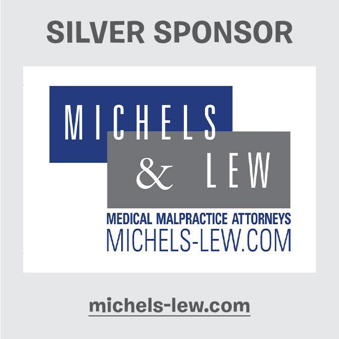 Silver Sponsor - Michels & Lew