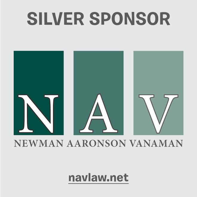 Silver Sponsor - Newman Aaronson Vanaman - NAV