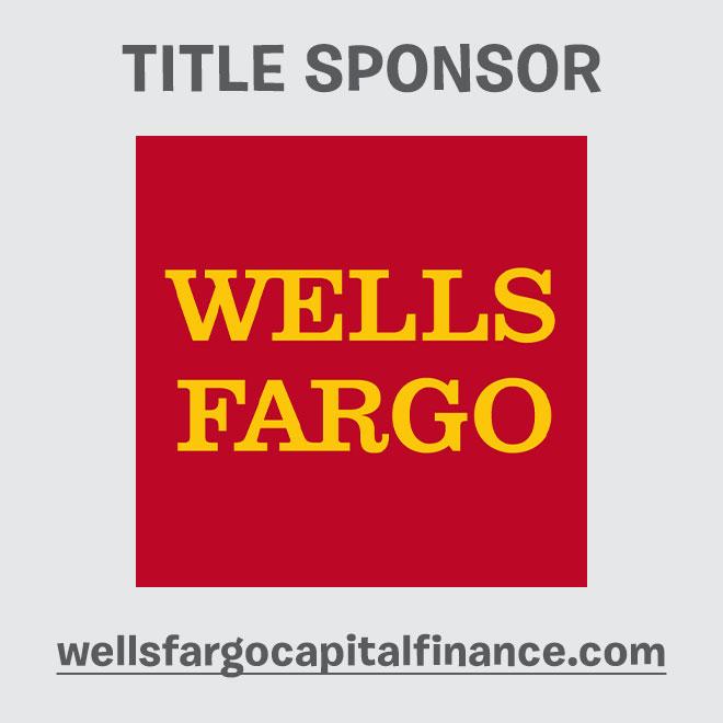 Title Sponsor - Wells Fargo