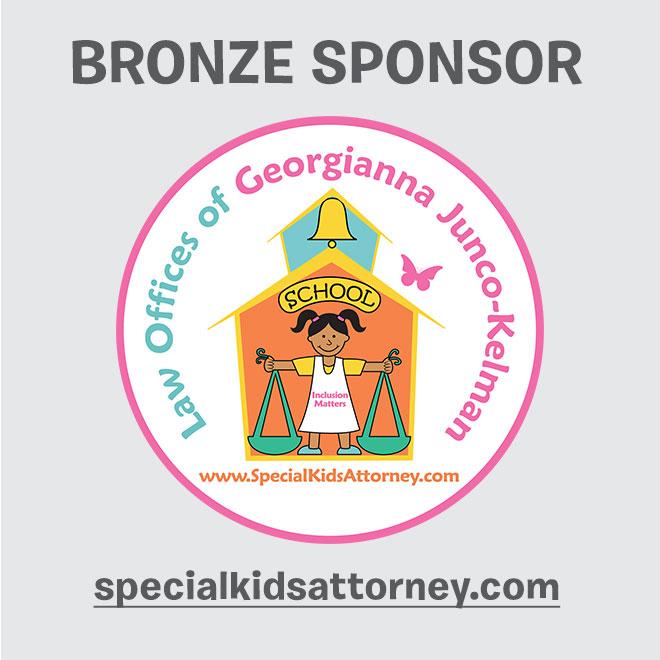 Bronze Sponsor - Law Offices of Georgianna Junco-Kelman