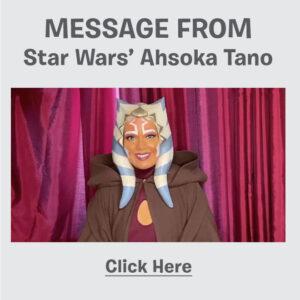 Star Wars' Ahsoka Tano