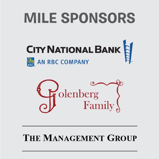 Mile Sponsors