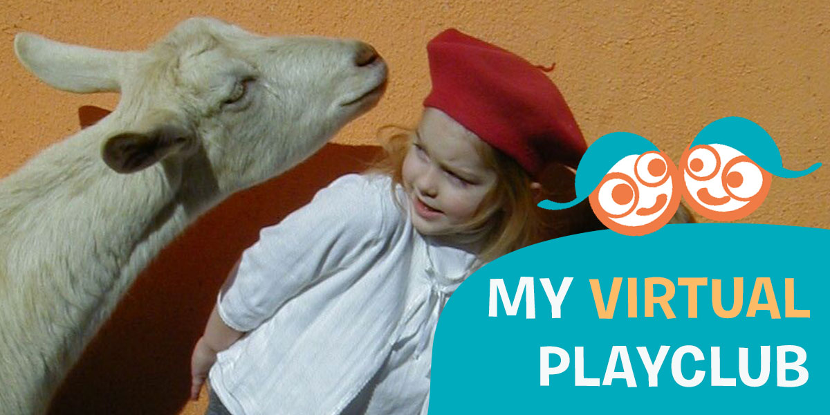 MVPC Farm Promo with Georgia & Goat