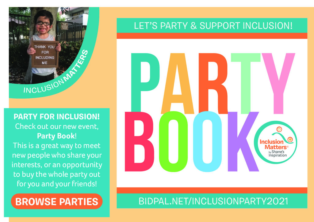 Party Book Pop-Up